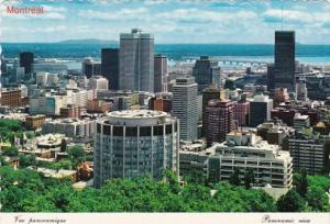 Canada Quebec Montreal Panoramic View