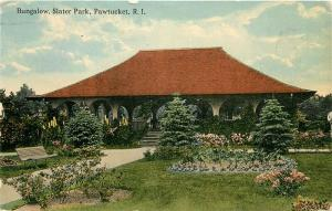 RI, Pawtucket, Rhode Island, Slater Park, Bungalow, Woolworth