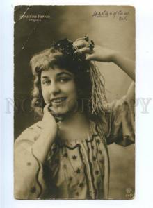 175005 Geraldine FARRAR American OPERA Singer MIGNON old PHOTO