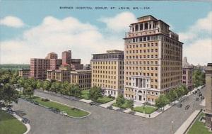 Barnes Hospital Group Saint Louis Missouri