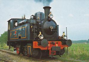 Locomotive Heeft het behoud van de Stoomtram