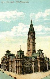 PA - Philadelphia. City Hall
