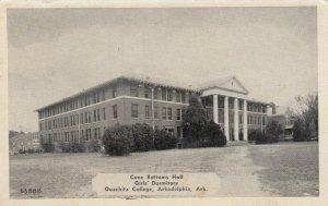 ARKADELPHIA , Arkansas , 30s ; Ouachita College , Girl's Dorm