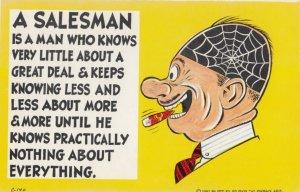 The Salesman , 1950-60s