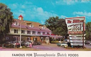 Pennsylvania Lancaster The Willows Restaurant Motel & Lodge