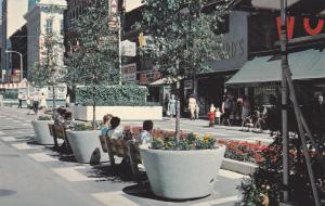 The Mall, Sparks Street, Downtown Ottawa, Ontario, Canada, 40-60s
