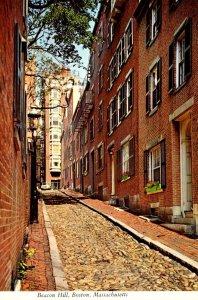Massachusetts Boston Beacon Hill