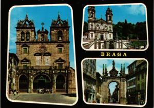CPM Braga-Igreja do Bom Jesus PORTUGAL (750605)