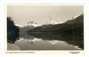 RP  Lago Mascardi con cerro Bonete, Argentina, 10-30s