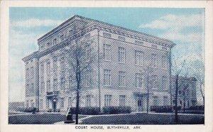 Court House Blytheville Arkansas