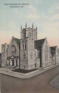 Pennsylvania Johnstown First Presbyterian Church