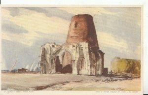 Norfolk Postcard - St Benet´s Abbey - River Bure - Ref 9240A