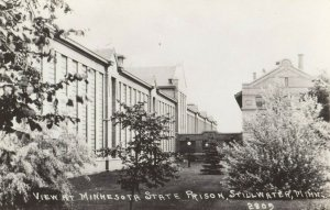 RP: STILLWATER , Minnesota , 1940s ; State Prison