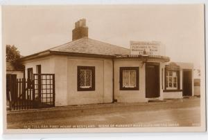 RPPC, Toll Bar 1st House in Scotland