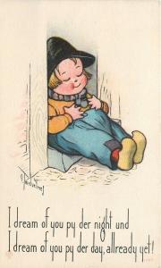 Charles Twelvestrees~Dutch Boy Snoozes~I Dream of You Py Der Night~Allready Yet!