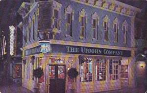 The Upjohn Companys Old Fashioned Drugstore In Disneyland Anahem California
