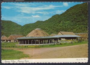 Samoan Village,American Samoa BIN