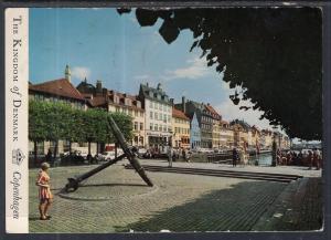 Street Scene,Copenhagen,Denmark BIN