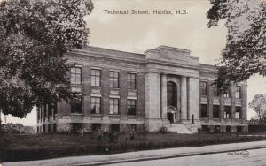 HALIFAX, Nova Scotia, Canada, 1900-1910s; Technical School