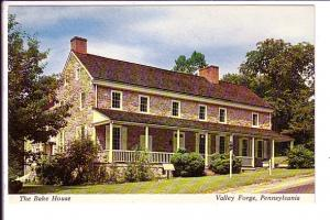The Bake House, Valley Forge Park, Pennsylvania,