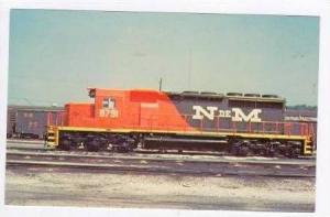 Nat Railways Mexico Train,Chicago,Illinois 1980