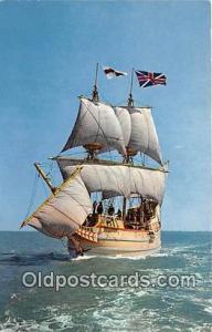 Susan Constant Chesapeake Bay Ship Postcard Post Card Chesapeake Bay Postcard...