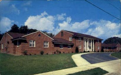 The Aultman Home Canton OH 1972