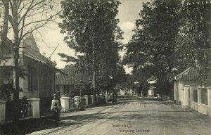 indonesia, JAVA SOERABAIA, Simpang Doekoeh (1910s) Postcard