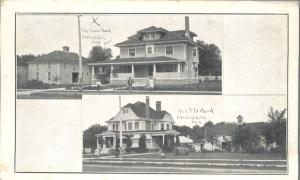 Herbert Hord and T.B. Hord Homes - Central City NE, Nebraska - DB