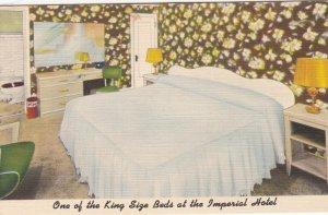 PORTLAND , Oregon , 1930-40s ; Seven Foot Bed , Imperial Hotel