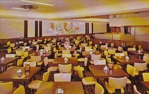 Florida Miami Interior St Clairs Boulevard Cafeteria