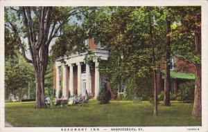 HARRODSBURG, Kentucky, 1900-1910's; Beaumont Inn