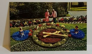 Vintage Postcard Cypress Gardens Florida 1984 unposted   438