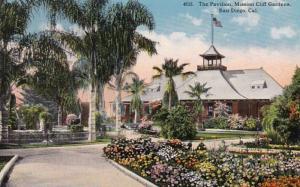 California San Diego The Pavilion Mission Cliff Gardens