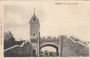 QUEBEC CITY , Quebec , 1901-07; La Porte de Rent