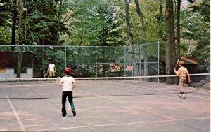 Tennis Camp at Spofford, NH
