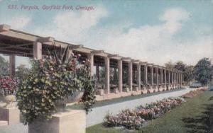 Illinois Chicago The Pergola In Garfield Park