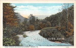 Trout Stream, Mountain Scenery -pa_qq_6438