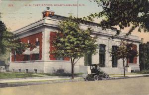 U. S. Post Office, Spartanburg, South Carolina, PU-1911