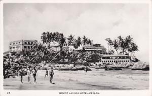 Mount Lavinia Hotel , CEYLON , 1961