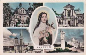 France Lisieux Multi View 1955 Photo