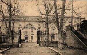 CPA AIX-en-PROVENCE - Hotel des Thermes Sextius (213601)