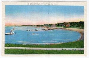 Monument Beach, Mass, Shore Front