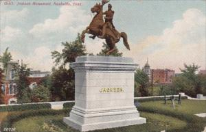 Tennessee Nashville General Jackson Monument