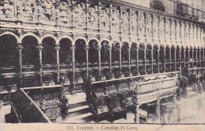 Spain Toledo Catedral El Coro