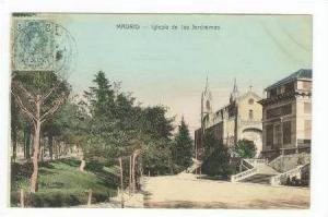 Madrid, Spain, 00-10s  Iglesia de los Jeronimos
