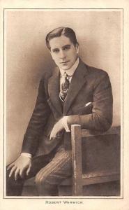 Robert Warwick, Elegant Actor Pictures Portrait Gallery