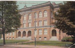 Rhode Island Pawtucket High School