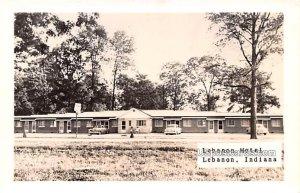 Lebanon Motel - Indiana IN