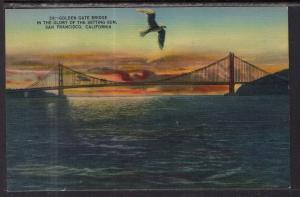 Golden Gate Bridge,San Francisco,CA